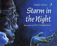 Storm in the Night by Mary Stolz (1988, Hardcover)