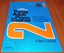 """JOHN BRIMHALL'S:""""Young Adult PIano Course"""" book 1"""