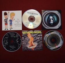 3 CD Lot - Beavis & Butt-Head Experience, Faith No More, Ozzy Ozbourne Live d2