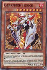 Gearfried Fenice YU-GI-OH! LCJW-IT051 Ita COMMON 1 Ed.