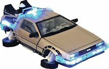 NEW* Back to the Future 2 DeLorean Time Machine 1:15 MK11 MK2 / SFX / wheels out