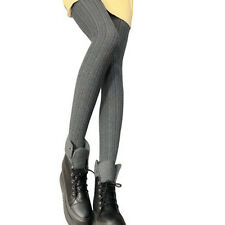 Women Winter Warm Thick Tights Pants Skinny Slim Stretch Long Stockings Socks
