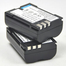 New 2 piece BLM-1 PS-BLM1 PSBLM1 camera Battery For C-5060 7070 8080 HLD-4 E-300