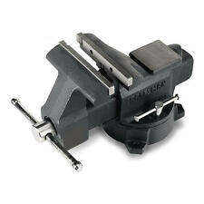Craftsman 6 in. Bench Vise Grip Shop Equipment Mechanics Tool Garage Workbench 4