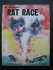 "GALAXY SCIENCE FICTION NOVEL No. 10 - ""The Rat Race"" by Jay Franklin"