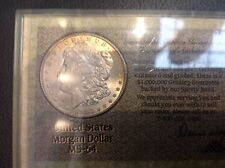 1883 CC Morgan Dollar Carson City 64