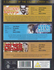 3 Classics Of The Silver Screen Vol.5 - Lawless Range,Frontier,Blood On The Sun
