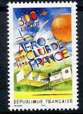 STAMP / TIMBRE FRANCE NEUF N° 3172 ** AERO CLUB DE FRANCE AVION BALLON