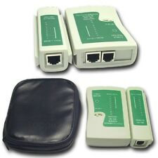 USB LAN Network/Phone Cable Tester RJ11 RJ12 RJ45 Cat5
