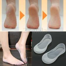HOT Footful Full Length Silicone Gel Moisturizing Sock Foot Care Protector