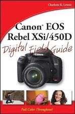 Canon EOS Rebel XSi / 450D Digital Field Guide-ExLibrary