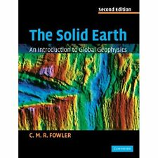 Solid Earth An Introduction to Global Geo. 9780521893077 Cond=LN:NSD SKU:3165442