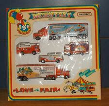 Matchbox Superfast Convoy Reithoffers Fair 5 Model Gift Set