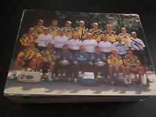 48470 OSC Rheinhausen Mannschaftsbild Handball original signierte Autogrammkarte