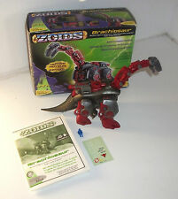 2002 Hasbro/Tomy Zoids NJR  - ( #EZ-012 BRACHIOSAUR ) Boxed with Instructions