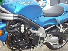 R&G Racing Crash Protectors (Mid Engine) to fit Triumph Speed Triple 1997-2007
