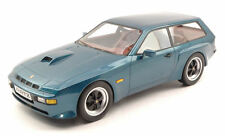 Porsche 924 Turbo Station Wagon By Artz 1981 Metallic Blue 1:18 Model PREMIUMX