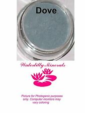 Gray Dove Minerals Eye Shadow Bare Makeup Eyeshadow Grey Sample Size New/Sealed