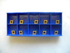 Placas de inflexión ccmt 060204 HF CVD recubrimiento p25 de acero