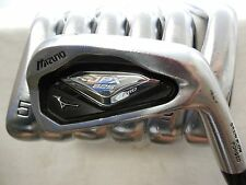 Used Rh Mizuno JPX 825 Pro Forged 4-PW Iron KBS Tour Extra Stiff Flex Steel