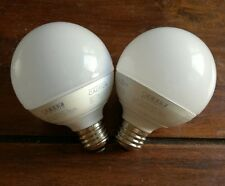 FEIT ELECTRIC 2xGLOBES LED BULBS G25/650/LEDG2/10W WARM WHITE 2700K NON-DIMMABLE