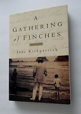 A Gathering of Finches Jane Kirkpatrick #3 in Dreamcatcher Series Trade paper Bk