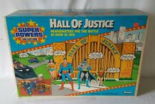 KENNER 1984 DC SUPER POWERS HALL OF JUSTICE FACTORY SEALED GRADEABLE CONDITION !