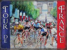 Cyclisme Tour de France,Cycle de course Voûte plantaire Classique Large Métal/