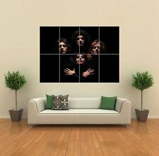 QUEEN FREDDY MERCURY BAND NEW GIANT LARGE ART PRINT POSTER PICTURE WALL G791
