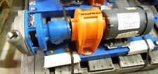 "GOULDS PUMP 1SSFRME0 1 X 1-1/4"" NPT 316SS 1/2 HP MOTOR 230/460 1725 3 PH <021WH"