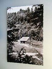 Ansichtskarte Naturfreundehaus Niedersimten bei Pirmasens Gersbachtal 50/60er??