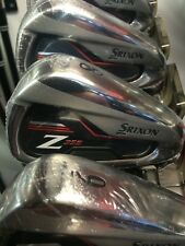 Srixon Z355 Irons 5 To PW Reg Steel Shaft New