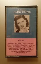 The Legendary Patsy Cline Tape One (Cassette)