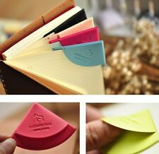 Piece Cute Candy Color Animal Bunny Horse Crown Cup Cake Book Booklet Protector