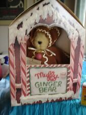 MUFFY  GINGER BAER, Muffy VanderBear Jahrgang 1992 Limited Edition