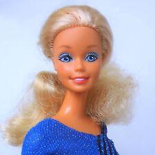 Mattel 1983 Fashion Play Barbie Blue eyes Twist n Turn