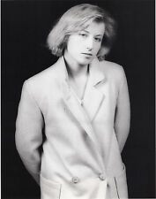"1983 'CINDY SHERMAN' photo art by ROBERT MAPPLETHORPE--14""X11"" -- PHOTOGRAPHER"