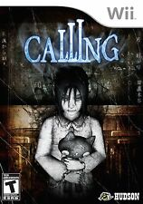 Calling [Nintendo Wii, NTSC Video Game, Survival Horror] Brand NEW