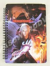 ** DEVIL MAY CRY 4 NOTEBOOK GENUINE LICENSED PRODUCT **