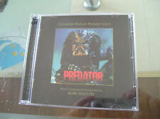 PREDATOR 2CD Alan Silvestri – Schwartzenegger OST CD RARE SOUNDTRACK
