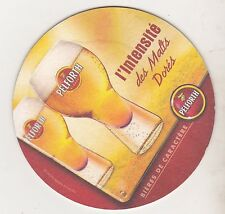 SOUS-BOCK BIERDECKEL COASTER PELFORTH BIERE - BAR BISTROT FRANCE 100% NEUF