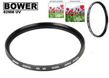 Bower 82mm UV Filter for Sigma 20mm f/1.8 Lens, Sigma 10-20mm f/3.5 EX DC Lens