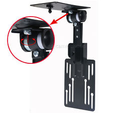Under Cabinet TV Mount LED LCD Monitor Flat Panel Kitchen Tilt Flip Bracket BF6