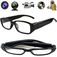 1280 * 720p Hd Spy Lentes para video oculto de audio/video 1.2 mp Cámara Dvr & Micrófono