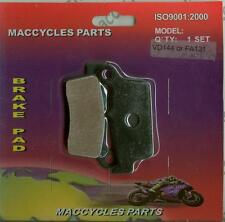 Honda Disc Brake Pads XR230 2005-2010 Rear (1 set)