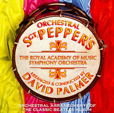 Palmer,David: Orchestral Sgt. Pepper's  Audio Cassette