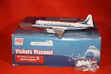 HOBBYMASTERS HL3004 AIR FRANCE VICKERS VISCOUNT  reg G-ATDU 1-200 SCALE