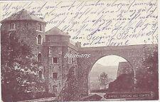 AK Namur-Chateau des Comtes-Feldpost  (n857)