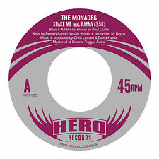"The Monades Not Tonight Shake Me 7"" Renegades of Jazz Funk 45 Latin The Monads"