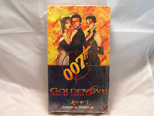 JAMES BOND GOLDENEYE SEALED BOX